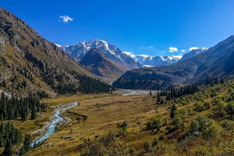 Kazakhstan establish Public council for Ile-Alatau National Park ecotourism development