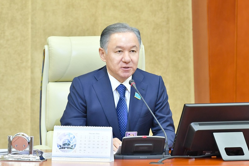 Joint session of Kazakh Parliament chambers set for next week