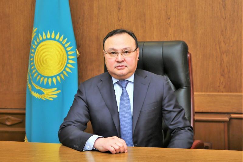 Жамбыл облысыәкімінің жаңа орынбасары тағайындалды