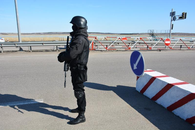 11 блокпостов выставили по Северо-Казахстанской области
