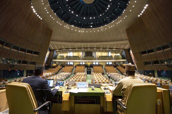 Түрік дипломаты БҰҰ Бас ассамблеясының төрағасы болып сайланды