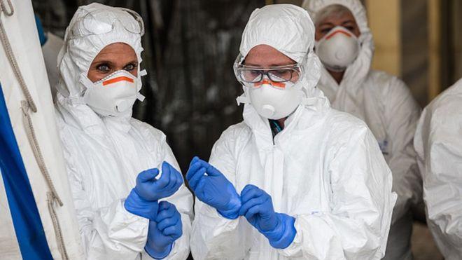 Коронавирус: крупная вспышка в Германии, рекордный суточный показатель заболевших в Индии