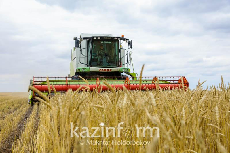 Kazakhstan plant to produce 800 combine harvesters per year