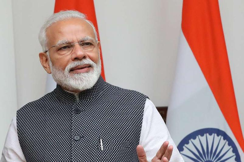 India stands with its partner Kazakhstan to defeat COVID-19 pandemic - Narendra Modi