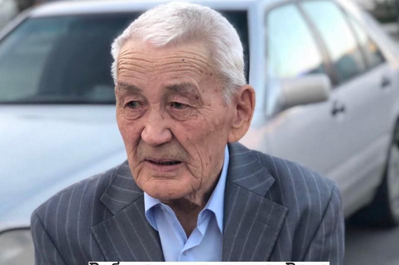 Пропавший 92-летний дедушка найден в Нур-Султане