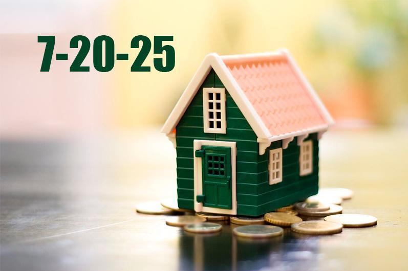 7-20-25: Бағдарлама аясында 20 мыңға жуық адам ипотека рәсімдеген