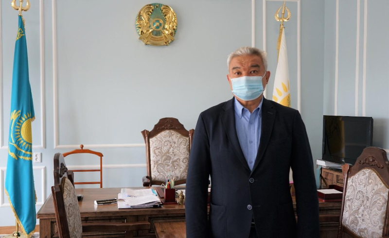 Аким Семея обратился к жителям в связи с резким ухудшением эпидситуации