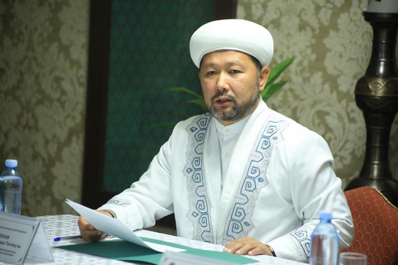 Верховный муфтий РК выразил благодарность медицинским работникам