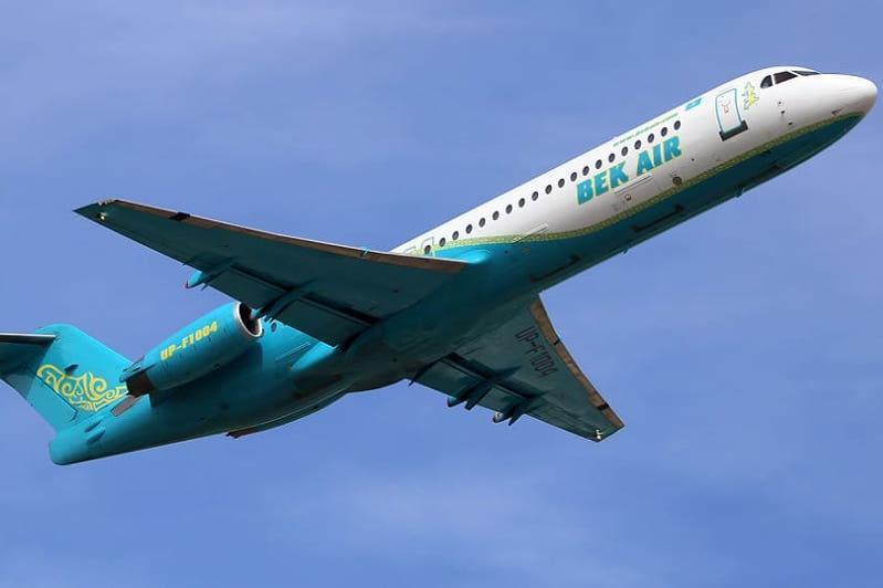 Отозван сертификат у Bek Air и приостановлены сертификаты Azee Air и Sigma Airlines