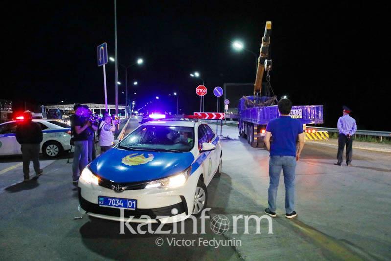 Могут ли снова выставить блокпосты в столице – комментарий Сауле Кисиковой