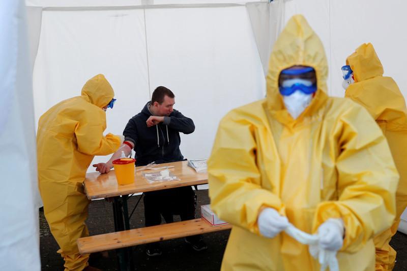 德国新冠确诊病例破19万 基本传染数回升