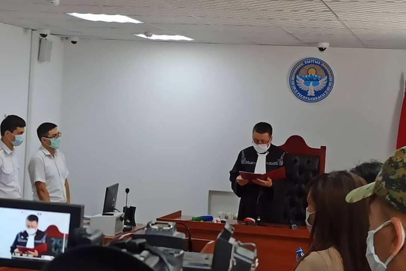 Қырғызстанның экс-президенті Алмазбек Атамбаев 11 жылға сотталды
