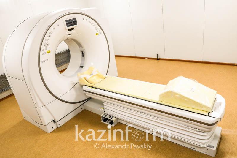 В горздраве Алматы прокомментировали сбой работы КТ в модульной больнице