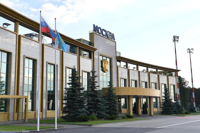 Касым-Жомарт Токаев прибыл с рабочим визитом в Москву