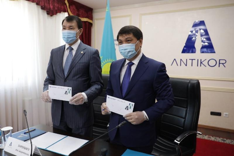 «Казпочта» будет продвигать идею «Казахстан без коррупции» через свою продукцию