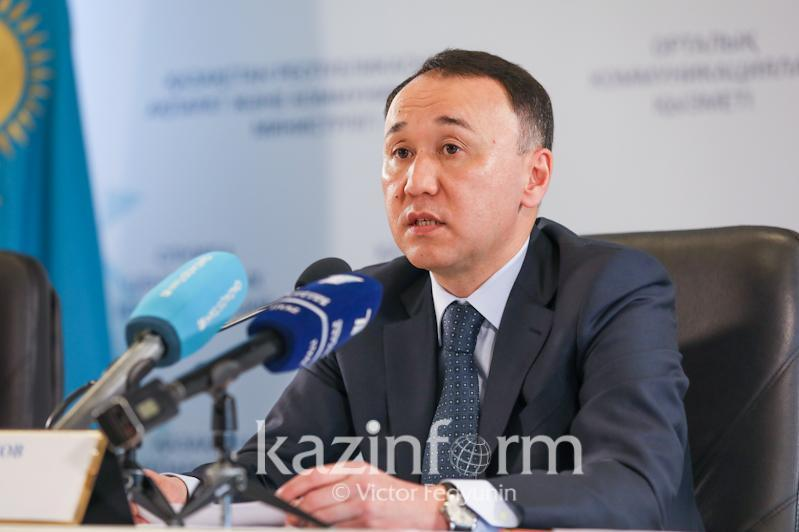 Coronavirus: Governor of Kostanay rgn tests positive