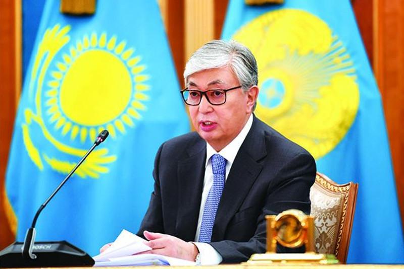 Касым-Жомарт Токаев: Судьба казахского народа находится на весах истории