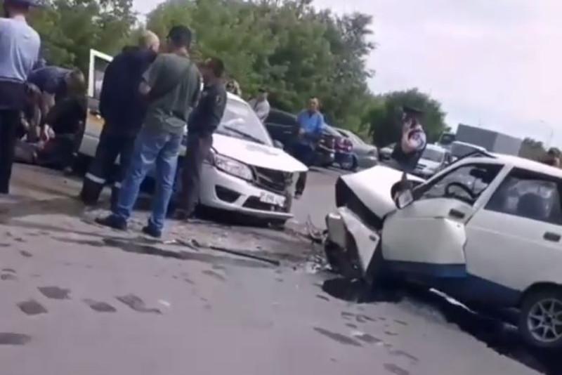 Вооруженное ограбление произошло в Караганде