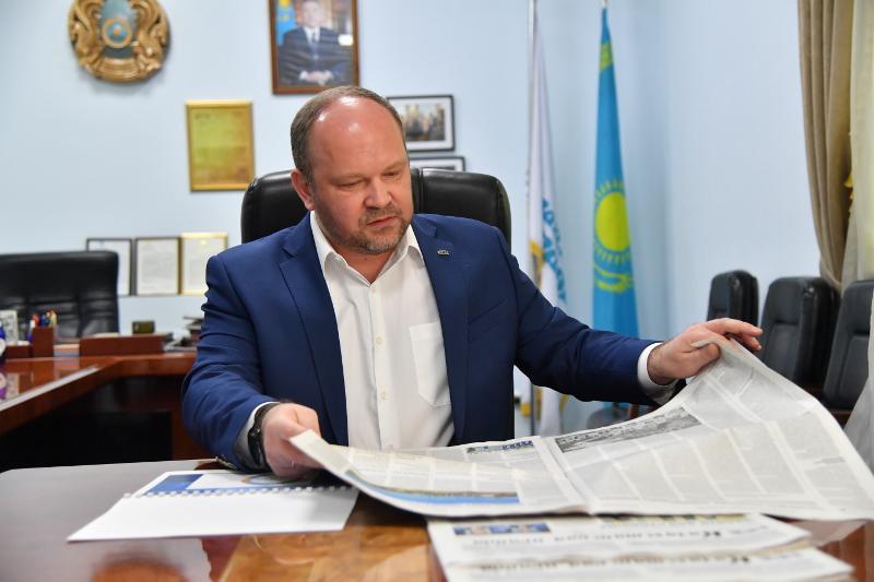 Глава «Казправды» Вячеслав Пащенко: Аналитичность - наш «конек»
