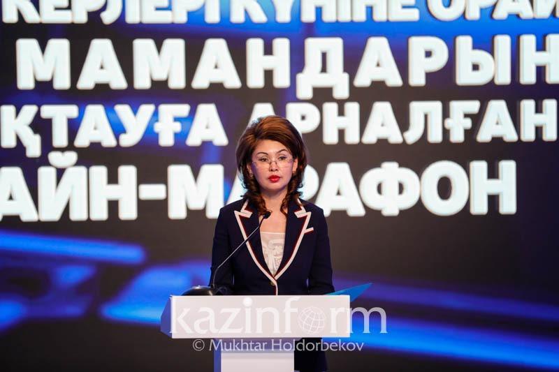 Аида Балаева БАҚ қызметкерлерін кәсіби мерекесімен құттықтады