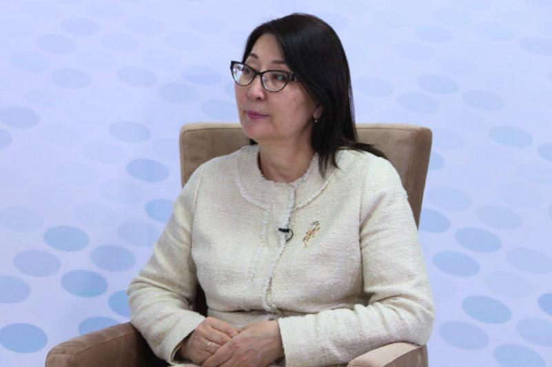 Лязат Актаева освобождена от должности вице-министра здравоохранения РК