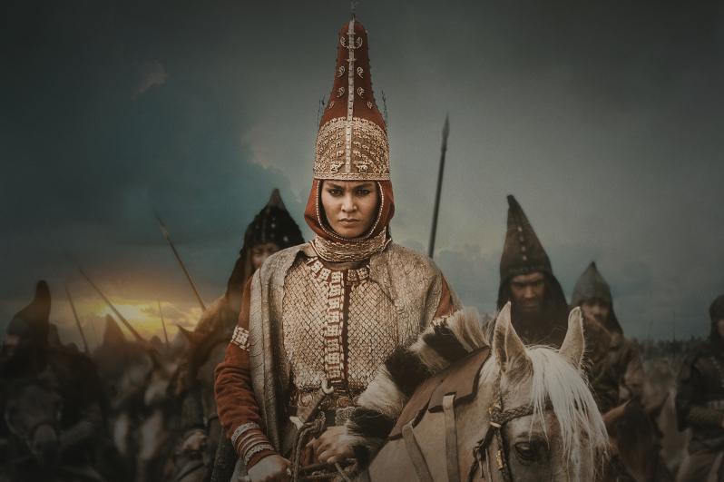 哈萨克斯坦电影《托米里斯女王》将在欧洲和部分亚洲国家上映