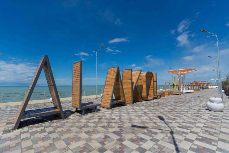 阿拉湖度假区已对游客开放