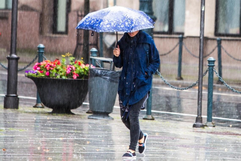 Heavy rains expected this weekend