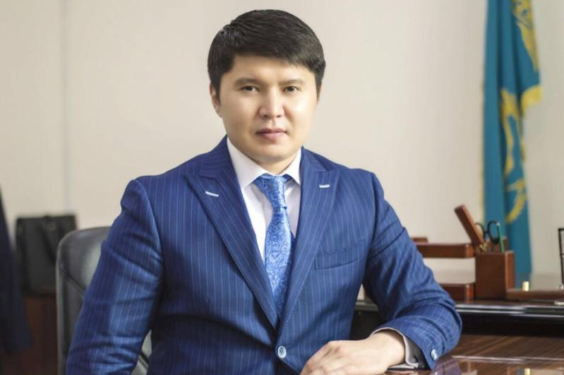 Данияр Есин освобожден от должности вице-министра информации и общественного развития РК