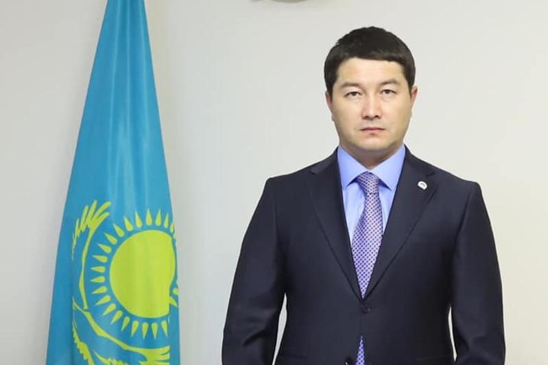 努尔达吾列特·黑勒拜出任阿克套市市长