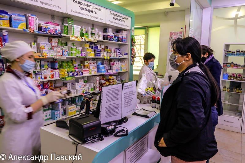Продажу парацетамола и других лекарств ограничат в Алматы