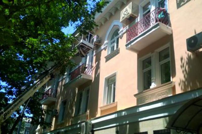 Домам в Алматы возвращают исторический облик