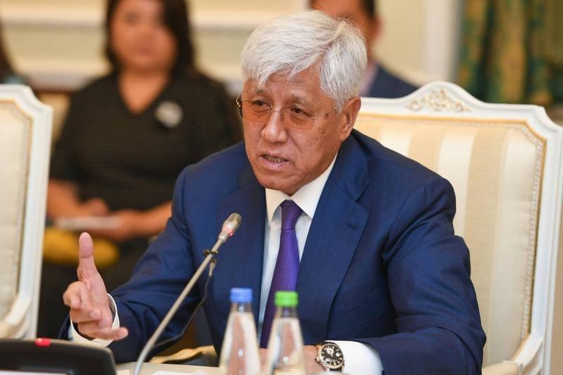 Almaty oblysy ákiminiń aýrýhananyń bir bóliminde jalǵyz jatqany ras pa
