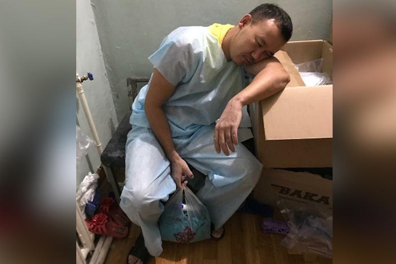Медики рассказали о своих буднях в инфекционной больнице Семея