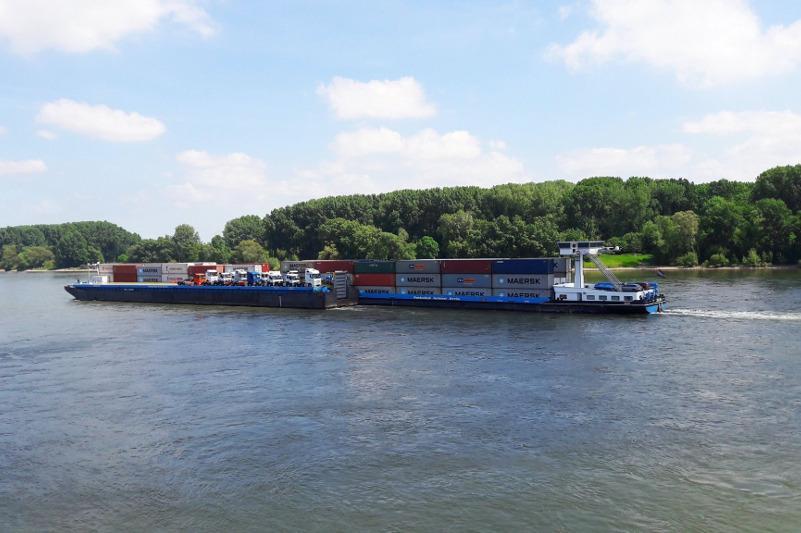 153 тысячи тонн грузов перевезено речным транспортом с начала года в Казахстане