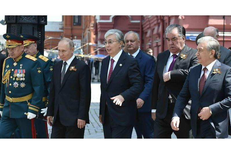 Video of President Tokayev's working week released