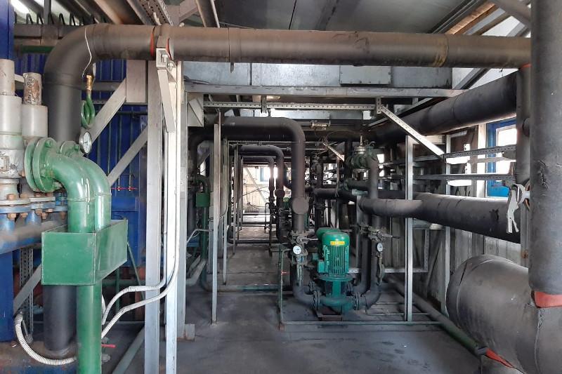Центральное отопление восстанавливают в райцентрах СКО