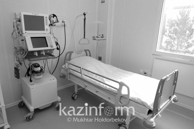 От пневмонии умерли 62 актюбинца- аким области выступил с обращением