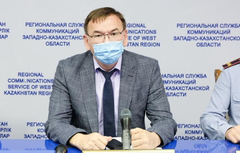 От коронавируса скончалась женщина в Западном Казахстане