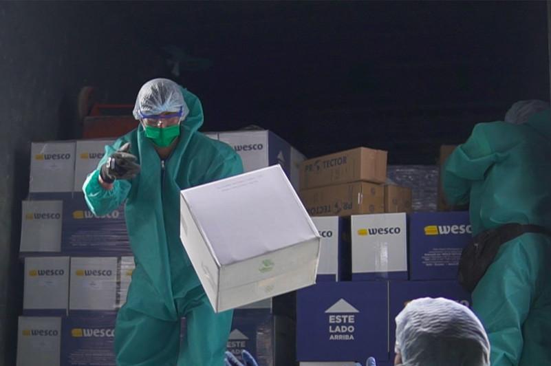 """世卫组织:新冠疫情仍在蔓延 距离结束""""为时尚早"""""""