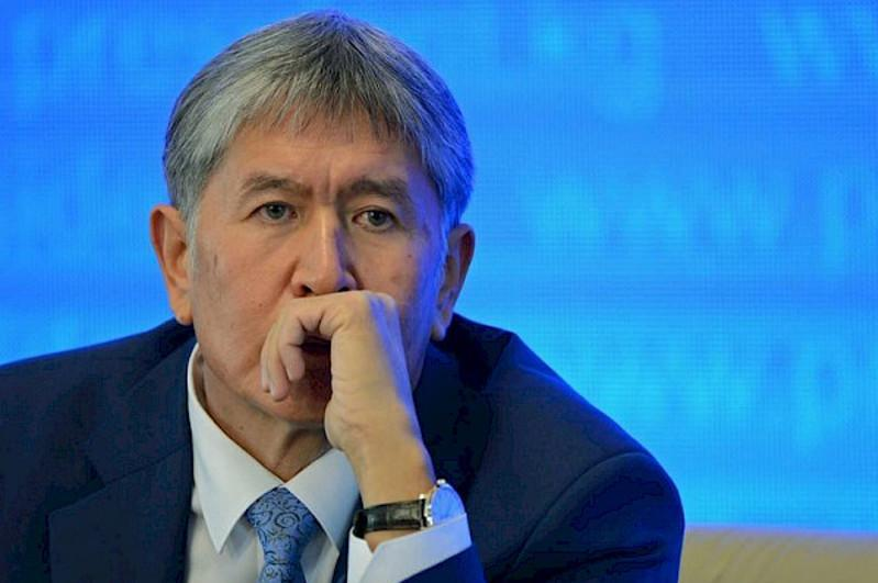 Экс-президента Кыргызстана Алмазбека Атамбаева перевели из СИЗО в больницу из-за пневмонии