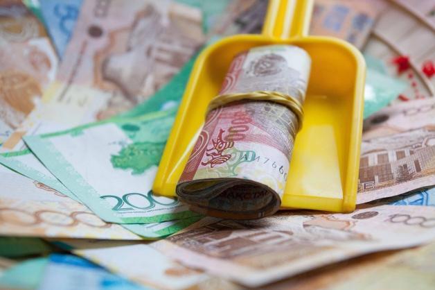 早盘人民币兑坚戈汇率1:57.1705