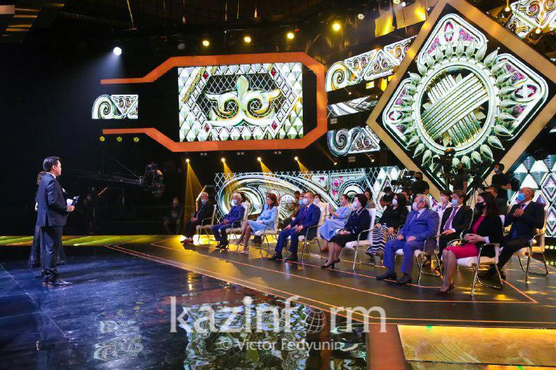 Kazakhstan inaugurates new Abai TV Channel