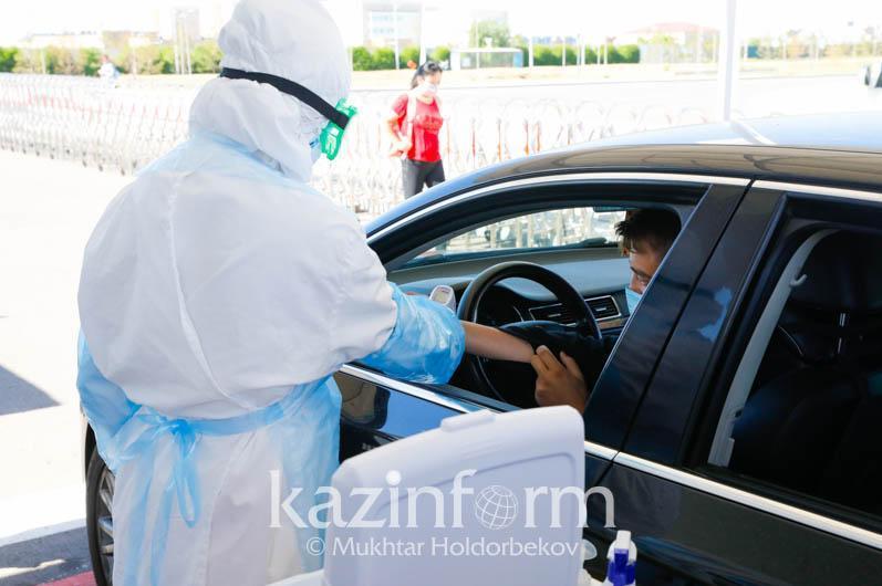В Казахстане могут запустить службу CORONA-TAXI