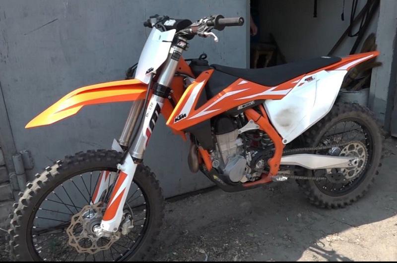 Мотоцикл, стоимостью почти 5 миллионов, похитили в Семее