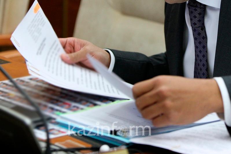 Батыс Қазақстанда Сенат депутаттығына үш кандидат тіркелді