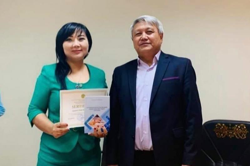 Шымкентский преподаватель победила в онлайн конкурсе «Лучший урок-2020»