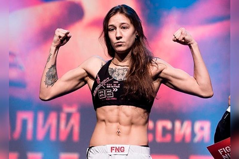 UFC:哈萨克斯坦女将下一场比赛时间和对手确定