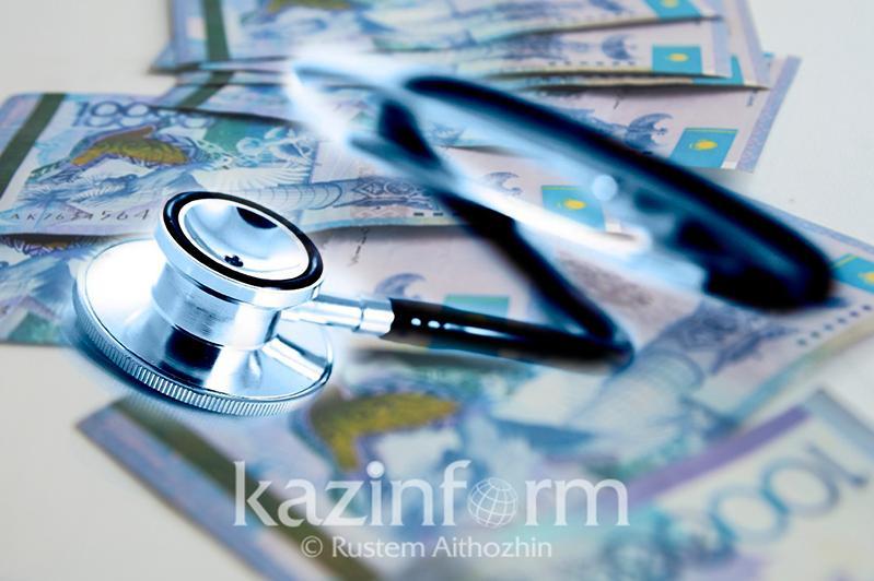 Свыше 80,3 млрд тенге получили медорганизации Алматы с начала года
