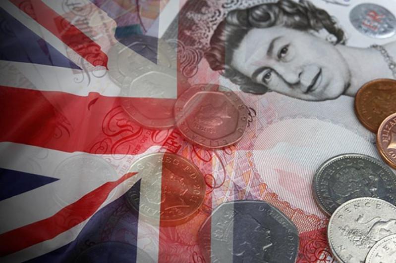 Британская экономика сократилась на рекордные значения за последние 40 лет